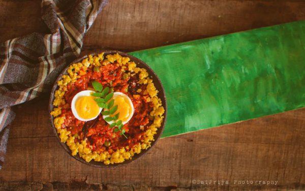 Kerala Style Egg Roast | Nadan Mutta Roast by My Cooking Canvas