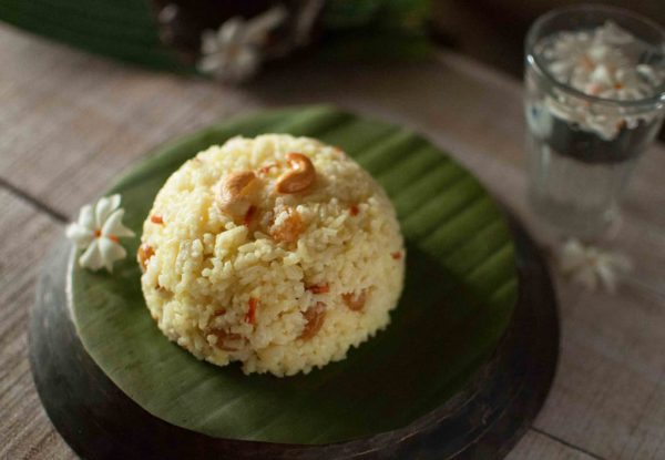 Night Jasmine Coconut Rice Recipe by My Cooking Canvas
