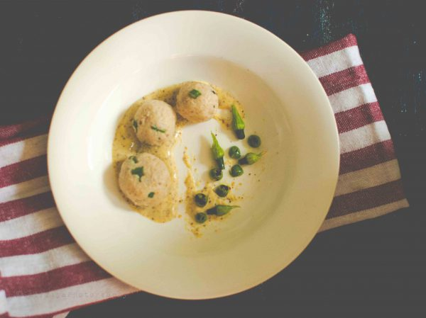 Fish Cooked with Millet Recipe