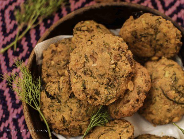 South-Indian Masala Vada / Ambode Recipe