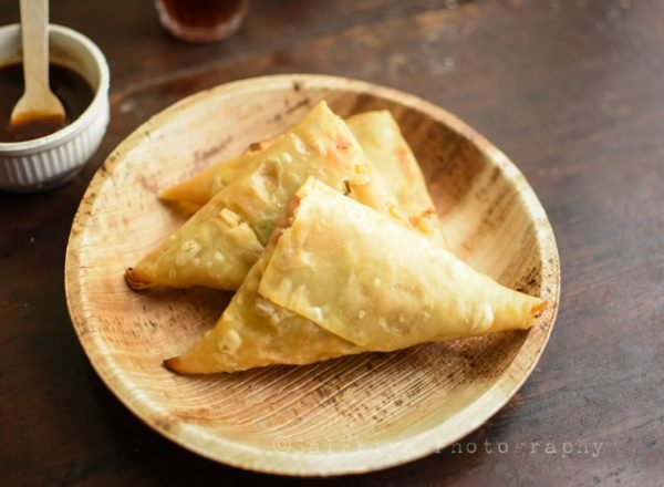 Mutton Keema Samosa Recipe | Tea Time Snack