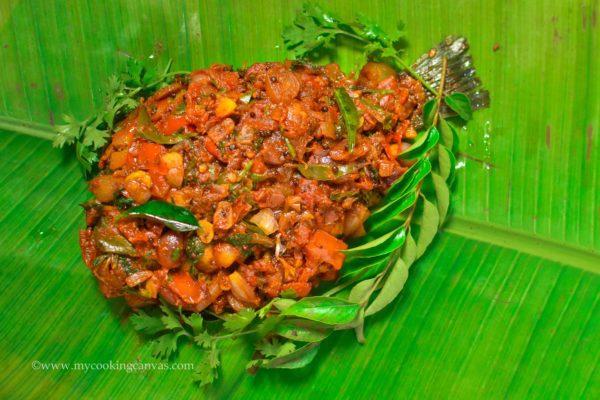 Kerala Style Karimeen pollichathu