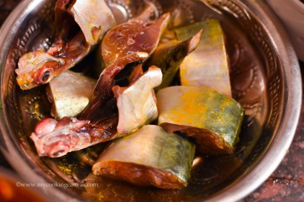 Mangalorean Fish Curry Recipe   Meen Gassi with Step by Step