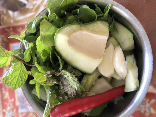 No Cook Mango Chutney Recipe