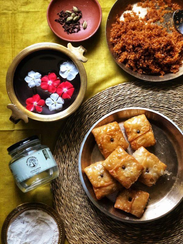 Crispy Labanga Lata Recipe