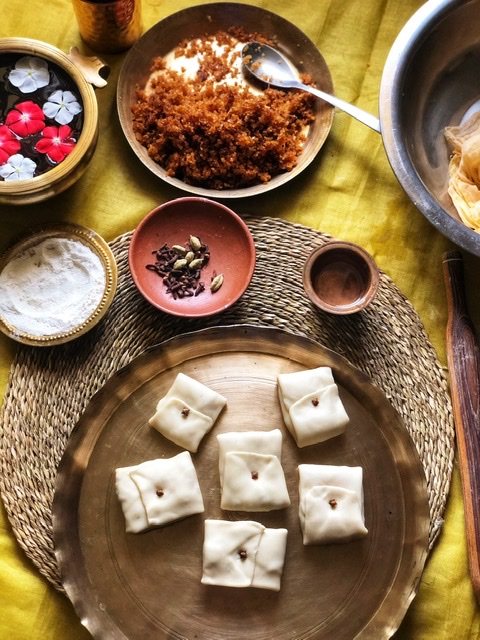 Crispy Labanga Lata Recipe by My Cooking Canvas