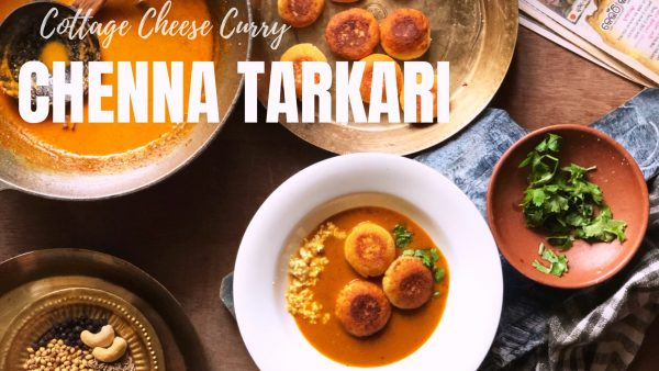 Indian Cheese Curry Recipe