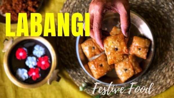 Crispy Labanga Lata Recipe by My Cooking Canvas